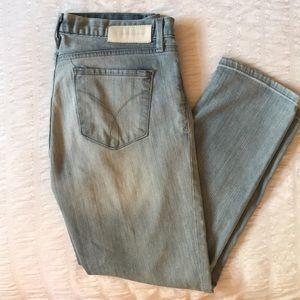 Calvin Klein Cropped Boyfriend Jeans